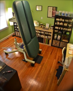 Prenatal Chiropractic Appointment Setup
